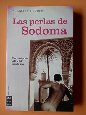 Las perlas de Sodoma no se disuelven en vino: Arabella Fitzroy
