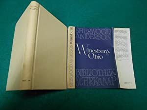 Winesburg, Ohio: Roman um eine kleine Stadt.: Anderson, Sherwood und