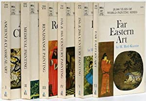 20,000 Years of World Painting Series: Six Volumes: Jaffe, Hans C. L. (editor)