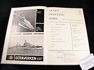 Hrsg.) Jane's Fighting Ships 1965-66.: SCHIFFAHRT.- BLACKMAN, Raymond V.B.: