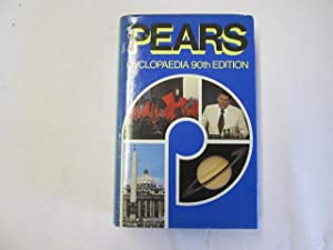 Pears Cyclopaedia 1981-82: Cook, Christopher & Barker, L. Mary (Editors)