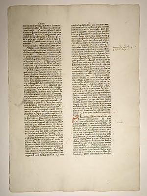 Sermones quadragesimales de legibus (GWM 17922, HC: Leonardus de Utino: