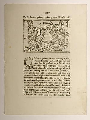 De claris mulieribus (GW 04483, H 3329,: Giovanni Boccaccio (1313-1375):