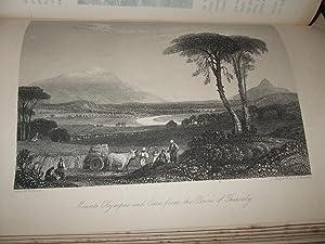 Greece Pictorial, Descriptive, & Historical: Wordsworth Christopher