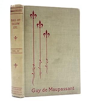 Ball-of-Tallow and Short Stories: MAUPASSANT, GUY DE