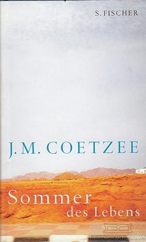Sommer des Lebens. Roman.: Coetzee, J. M.