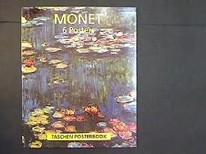 Monet. 6 Posters.
