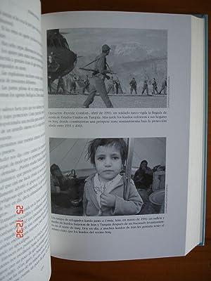 Los kurdos.Un pueblo en busca de su tierra.: Kevin McKiernan.