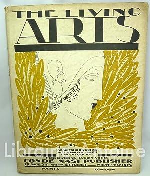 The Living Arts (Feuillets d'Arts) n°IVA portfolio: FEUILLETS D'ARTS] LIVING