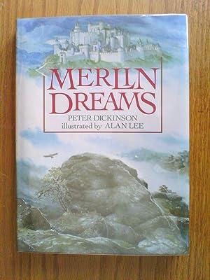 Bild des Verkäufers für Merlin Dreams - signed first edition zum Verkauf von Peter Pan books