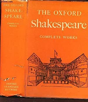 SHAKESPEARE - COMPLETE WORKS.: CRAIG W.J. M.A.