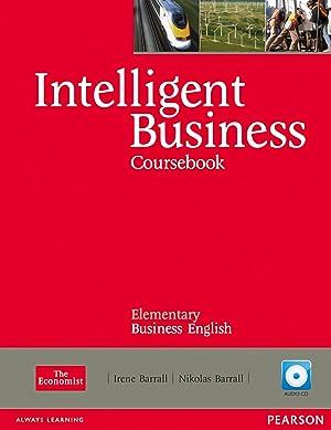 11).intelligent business.elementary (students book): Barrall,Irene