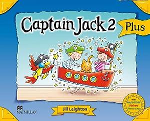 11).captain jack 2 *plus*.(5 aÑos) (st+wb+multirom): Leighton, J.