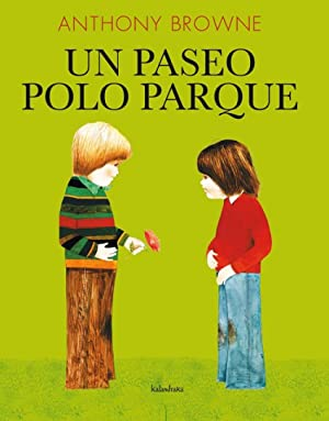 Un paseo polo parque: Brownw, Anthony