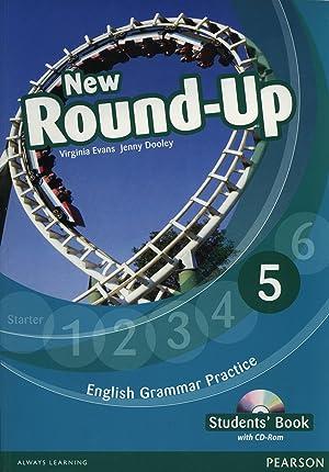 11).new round up 5.grammar practice (+cd-rom)/4a.ed: Evans, Virginia