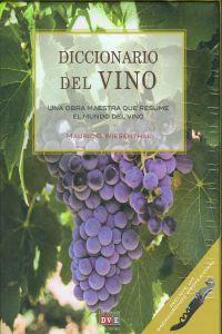 Diccionario del vino (estuche): Wiesenthal, Mauricio