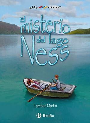El misterio del Lago Ness: Martín, Esteban