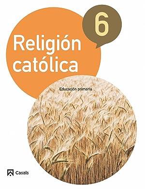 Religion catolica 6º primaria: Vv.Aa
