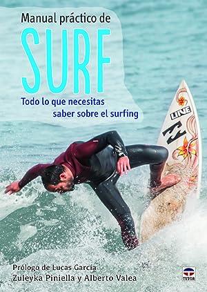 Imagen del vendedor de Manual practico de surf a la venta por Imosver
