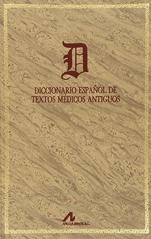 Español de textos médicos antigüos: Vv.Aa