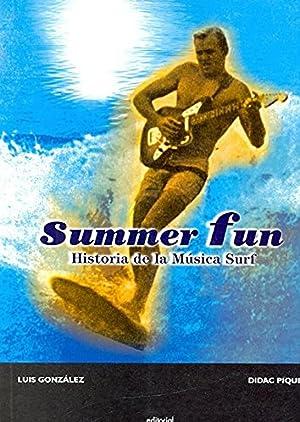 Imagen del vendedor de Summer fun Historia de la música surf a la venta por Imosver