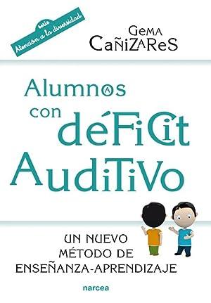 Alumnos/as con deficit auditivo: CaÑizares, Gema