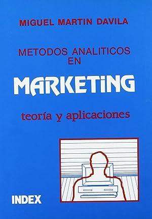 Metodos analiticos en marketing: Martin, Kat