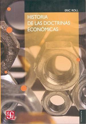 Historia de las doctrinas económicas: Roll, Eric