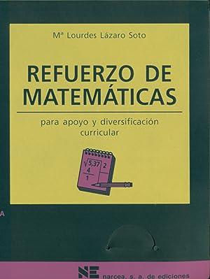 Refuerzo de matematicas: Lázaro Soto, Mª Lourdes