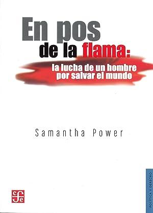 En pos de la flama: Pover, Samantha