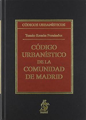 Codigo urbanistico comunidad madrid: Fernandez, Tomas