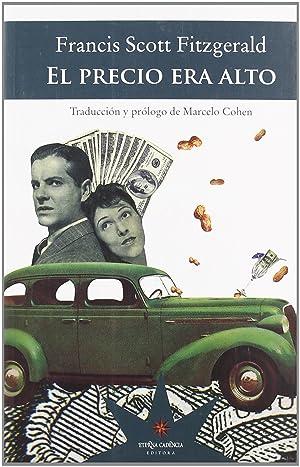 El precio era alto: Francis Scott Fitzgerald