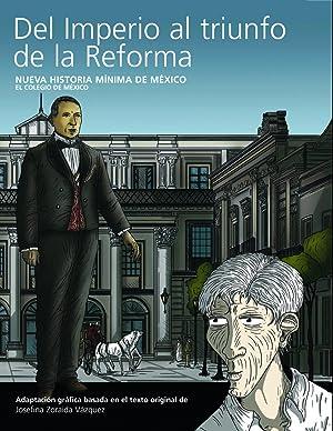 Del imperio al triunfo de la reforma nueva historia minima de mexico: Zoraida, Josefina