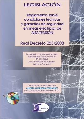 Reglamento sobre condiciones técnicas y garantías de: Guerrero Fernández, Alberto