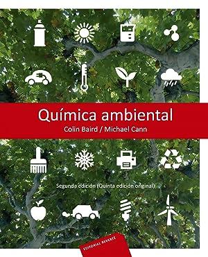 Química ambiental 2ed: Baird, Colin