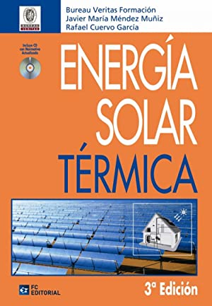 Energía solar térmica: Cuervo García, Rafael