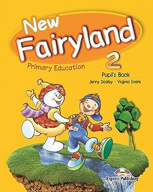15).New Fairyland 2º.Primaria.(Pupil s Book).(Ed.española): Aa.Vv.