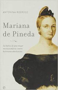 Mariana de Pineda: Antonina Rodrigo