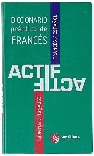 n).dicc.actif frances/español vv (+cd-rom) (ed.2013)