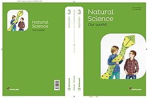 "3pri natural & social ""my world"" std's pack: Vv.Aa"