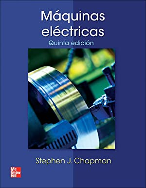 Maquinas electricas: Chapman