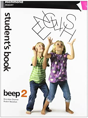 11).beep 2.prim (student's book pack) ingles: Varios autores