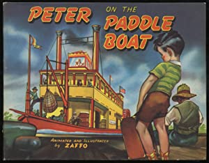 Peter on the Paddle Boat: ZAFFO, George J.