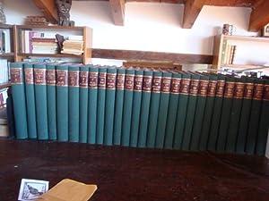 Manual del librero hispano-americano. (28 tomos) Bibliografía: PALAU Y DULCET,