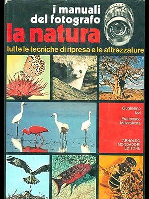 I manuali del fotografo La natura: Izzi, Guglielmo -