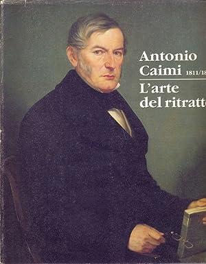 Antonio Caimi - L'arte del ritratto: Valerio della Ferrera