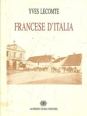 Francese d'Italia: Yves Lecomte