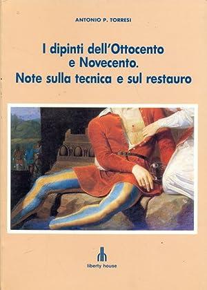 I dipinti dell'ottocento e novecento - Note: Antonio P. Torresi