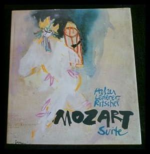 Mozart Suite (dt./engl.): Lederer, Herbert:
