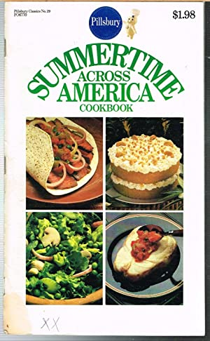 PILLSBURY CLASSIC COOKBOOKS No. 29, SUMMERTIME ACROSS AMERICA COOKBOOK